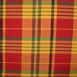 Madras-Red, Yellow, & Green