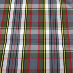 Grey/Green/Red Plaid