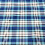 Blue/Blue Plaid