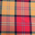 Yellow/Red BIG Plaid