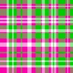 Pink/Green Madras